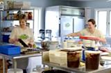 The kitchen at Gourmet Goodies. - PHOTO BY MATT DETURCK