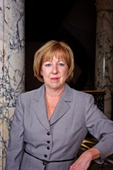 The Legislature will vote on County Executive Maggie Brooks's budget proposal this week. - FILE PHOTO