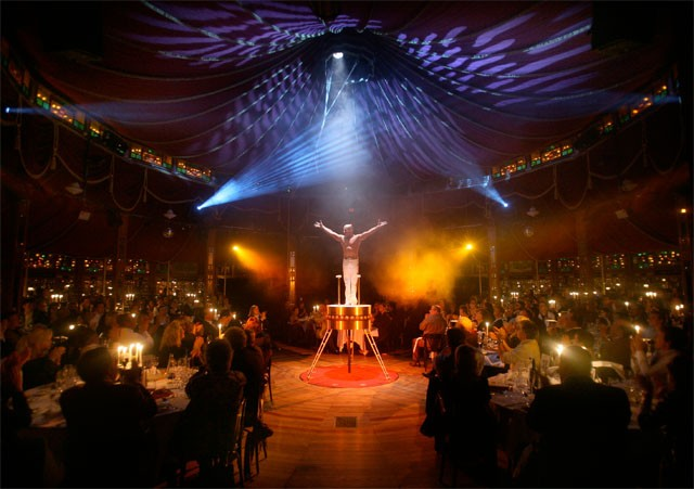 "The ""Magic Cristal"" Spiegeltent will be a new venue for the 2013 Rochester Fringe Festival, hosting a variety of specialty shows running the duration of the festival, September 19-28. - PHOTO PROVIDED"