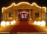 "PHOTO PROVIDED - The ""Magic Cristal"" Spiegeltent will be a new venue for the 2013 Rochester Fringe Festival, located on Block F."