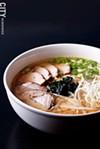The miso ramen from Tokyo in Henrietta.