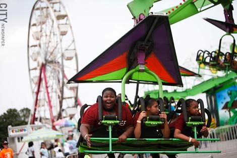 The Monroe County Fair - PHOTO BY LAUREN PETRACCA
