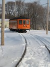 The NY Museum of Transportation's Holly Trolley will run for several weekends through November and December. PHOTO PROVIDED