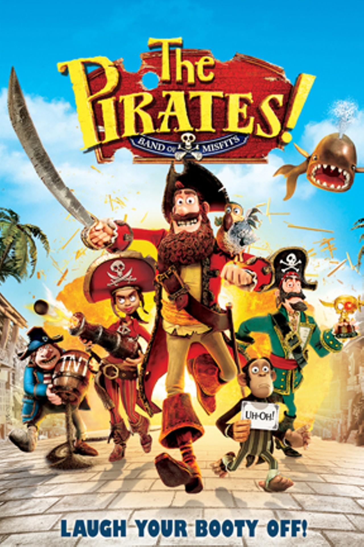 The Pirates Band Of Misfits City News Arts Life