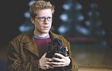 "COLUMBIA PICTURES - The Rentheads - have high expectations: Anthony Rapp in ""Rent."""
