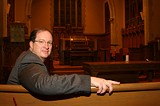 """FRANK DE BLASE - The Rev. John Wilkinson of Third Presbyterian Church: """"You've - got people on both sides of this debate with deeply entrenched views."""""""
