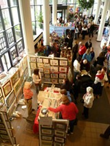 The RMSC Holiday Bazaar runs November 15-17. PHOTO PROVIDED