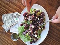 CHOW HOUND: Cheap eats