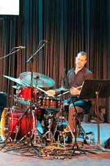 The Robi Botos Trio performed at Xerox Auditorium on Friday, June 29. PHOTO BY WILLIE CLARK