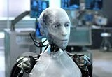 20TH CENTURY FOX - The robotic scene-stealer with a heart of gold: Sonny the robot in I, Robot.