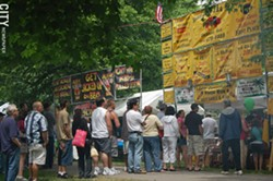 The Roc City Ribfest | May 23-27, 2013. - FILE PHOTO