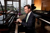 PHOTO PROVIDED - The supremely intelligent Stephen Hough is performing Beethoven's C minor concerto with the RPO this week.