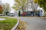 PHOTO BY MARK CHAMBERLIN - The Town of Irondequoit will demolish the houses at 97 and 105 Timrod Drive, which it bought as part of a contamination settlement.