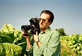 THE GEORGE EASTMAN HOUSE - The truth about tobacco: Ross McElwee filming Bright Leaves.
