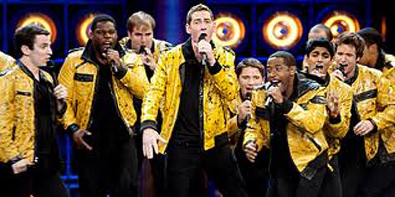 """FRINGE SHOWS: Friday, September 20 The University of Rochester's Yellow Jackets (featured on NBC's """"The Sing-Off"""" and Rochester's Roc City Singers (like a local version of """"Glee"""") perform in this upbeat musical show. (One show only, Friday 5 p.m. at RAPA's East End Theatre, $12) PHOTO PROVIDED"""