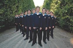"The Vienna Boys Choir will perform a ""Christmas From Vienna"" program at Kodak Hall on Thursday, December 4. - PHOTO PROVIDED"