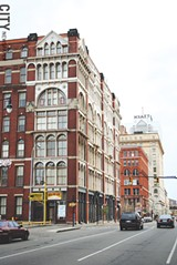 The Warner Lofts in the St. Paul Quarter. - FILE PHOTO