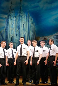 """Theater Review: """"The Book of Mormon"""""""