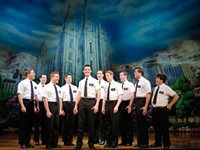 "Theater Review: ""The Book of Mormon"""
