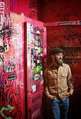 Tim Avery - PHOTO BY MATT DETURCK