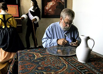 "Film Review: ""Tim's Vermeer"""