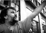 DOCUMENTARY CAMPAIGN - To put it bluntly, brilliant: Slavoj Zizek.