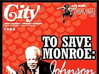 To save Monroe: Bill Johnson