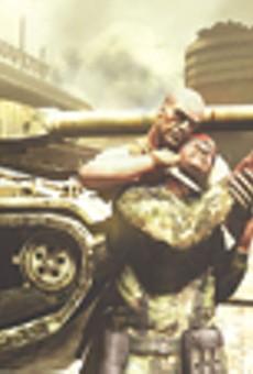 """Tom Clancy's Splinter Cell: Double Agent"""