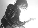 FRANK DE BLASE - Trent who? Nine Inch Nails' Aaron North.