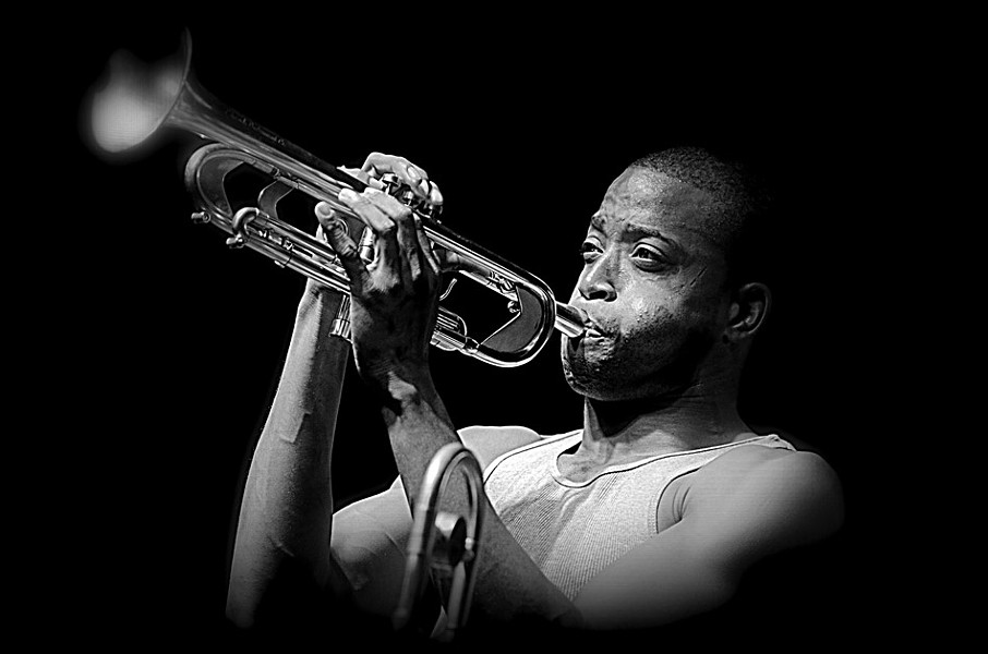 Trombone Shorty. - PHOTO BY SCOTT CODARO