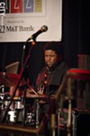 Jazz Fest 2014, Day 2: Ron reviews Jason Marsalis Vibes Quartet, Sunna Gunnlaugs Trio, and the John Escreet/Tyshawn Sorey Duo