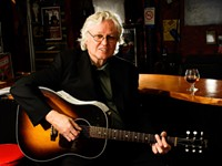 Songwriting icon Chip Taylor plays Abilene