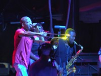 Jazz Festival 2019, Day 9: Jeff reviews Trombone Shorty & Orleans Avenue and Kansas Smitty's House Band