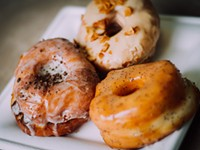 Misfit Doughnuts reopens after fire