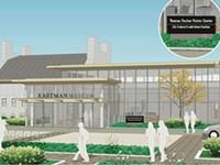 Eastman Museum reveals ambitious renovation plans