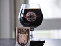 Genesee, Young Lion team up to create Valentine's Day chocolate stout
