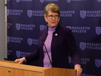 Elizabeth Paul selected as Nazareth's next president