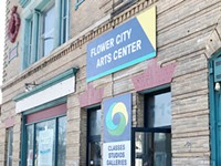 Flower City Arts Center director steps down