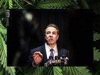 Cannabis legalization up in smoke for 2020, governor says