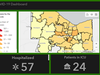 Monroe County unveils COVID-19 dashboard as confirmed cases reach 300