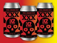 Pick a pack of peppered cream ale
