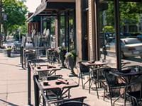 Outdoor dining can begin Thursday