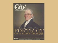 Portrait of a slave trader