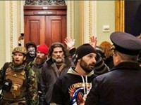 Rochester man faces federal charges in U.S. Capitol rioting