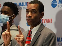 Youth Opportunity Agenda is Evans' first mayoral campaign proposal