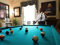 How the pool table that shaped Martin Luther King Jr. came to Rochester