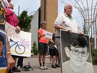 Parents of crash victims urge state lawmakers to pass street safety bills