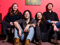 The Painted Birds perform sunny, thought-provoking tunes at Jurassic Farms