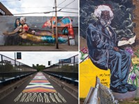 Wall\Therapy's decade of rallying Rochester around murals