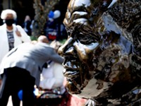 New William Warfield bust is one dream 'about many dreams'